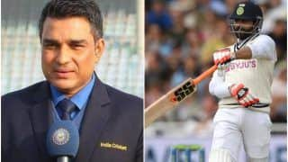Sanjay Manjrekar Picks India's Playing XI For Lord's Test, no Place For Jadeja