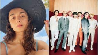 Alia Bhatt x BTS: ARMY Wonders What's Cooking After Actor Makes a Cryptic Tweet