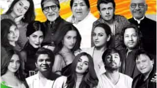 This Independence Day, 15 Legends Including Lata Mangeshkar, Amitabh Bachchan Come Together For Patriotic Song 'Hum Hindustani' | See Poster