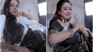 Anupamaa Fame Rupali Ganguly Takes Part In Bajre Da Sitta Trend and Her Swag Is 'Killer' | Watch