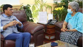 स्वास्थ्य मंत्री मनसुख मांडविया ने WHO की मुख्य वैज्ञानिक से की मुलाकात, Covaxin की मंजूरी पर हुई चर्चा