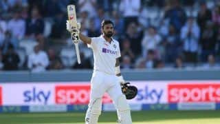 Rohit Sharma Hails KL Rahul After Century at Lord's in 2nd Test vs England