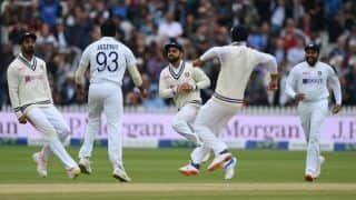 ENG vs IND 2nd Test: Virat Kohli Admits On-Field Tension During India's Second Innings Helped Visitors' Bowlers