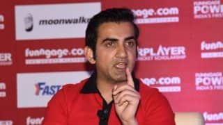 'Not Just Bowling, With Bat as Well' - Gambhir Points India'S BIGGEST Concern Ahead of T20 WC