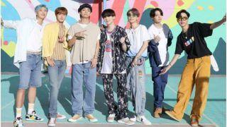 BTS Wins Big At The Clef Music Awards, Grabs Popular International Artist and Popular K-Pop Artists Trophy