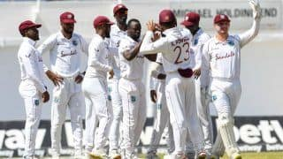 Highlights Score West Indies vs Pakistan 2nd Test Day 2: WI vs PAK Updates From Sabina Park