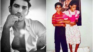 Sushant Singh Rajput's Sister Shweta Singh Shares Unseen Childhood Picture As She Misses Her Bhai On Raksha Bandhan
