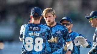 YOR vs SUS Dream11 Team Prediction: Fantasy Tips, Probable XIs For Today's Yorkshire vs Sussex English T20 Blast Quarterfinal