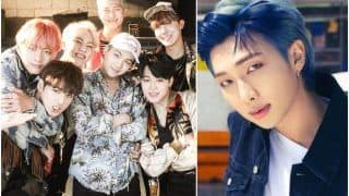 BTS Indian Army Member Expresses Desire To Hold RM's Hand, K-Pop Singer Responds