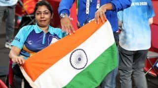 Tokyo Paralympics 2020: Table Tennis Player Bhavinaben Patel Scripts History, Storms Into Final