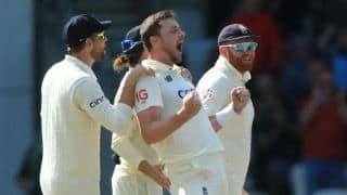 3rd Test: Ollie Robinson Blows Away India as England Register an Innings And 76 Runs Win to Level Series 1-1