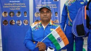 Vinod Kumar Claims Bronze in Discus Throw, Third Medal For India in Tokyo Paralympics