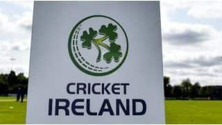 Ireland Names Squads For White-Ball Series Against Zimbabwe