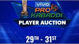Mashal Sports Announces List Of Retained Players For VIVO Pro Kabaddi League Season 8