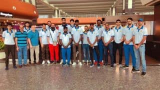 Indian Men's Basketball Team to Play in Asia Cup Qualifiers