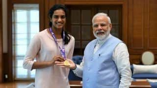 Sindhu India's Pride, One of Our Most Outstanding Olympians: PM Modi