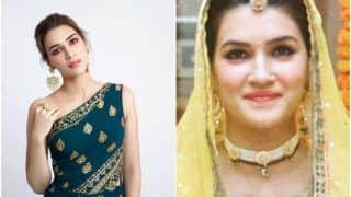 Kriti Sanon's Weight Loss Journey: Losing 15 Kilos Was a Challenge For Chubby Sanon