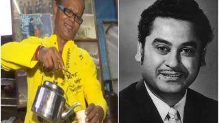 Kolkata Chaiwala Entertains Customers by Singing Kishore Kumar's Songs, Seeks Bharat Ratna For The Iconic Singer | Watch