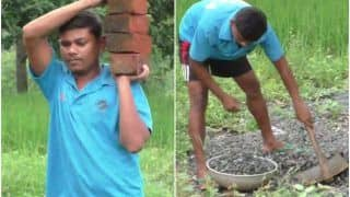 Blind Cricket World Cup Winner Naresh Tumda Forced to Sell Vegetables & Do Labour Work to Make Ends Meet