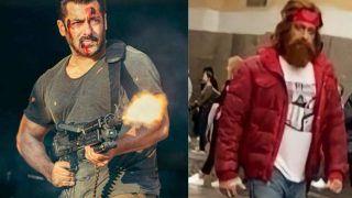 Salman Khan का 'Tiger 3' लुक हुआ लीक, सोशल मीडिया पर मच गया तहलका...Photos Viral