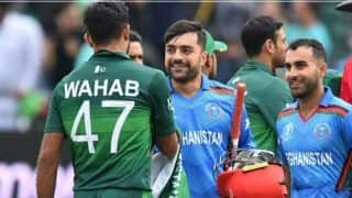 Pakistan ODI Series to Be Played on Schedule, Says Afghanistan Cricket Board