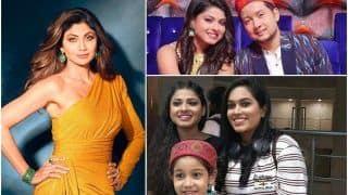 Super Dancer 4: Indian Idol 12 Contestants Pawandeep Rajan, Arunita Kanjial Give Teary Welcome to Shilpa Shetty?
