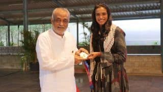 It Helps me Calm My Mind: Olympic Medalist PV Sindhu Urges People to Practice Meditation