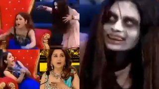 Dance Deewane 3: शो में 'भूत' से हुआ Shehnaaz Gill का सामना, Madhuri Dixit की फटी रह गईं आंखें- VIDEO