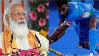 PM Modi's Pep Talk After Semifinal Loss Gave a Positive Energy Ahead of Bronze Medal Tie: Manpreet Singh