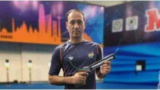 Tokyo Paralympics 2020: Singhraj Adana Shoots Bronze in Men's 10m Air Pistol