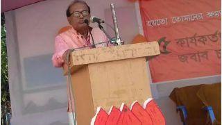 Tripura News: एयरपोर्ट पर लैंड करते ही TMC नेताओं पर 'तालिबानी स्टाइल' में हमला करने की जरुरत   BJP विधायक का विवादित Video Viral