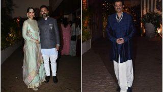 Rhea Kapoor and Karan Boolani's Wedding: What Sonam Kapoor, Shanaya Kapoor, Khushi Kapoor and Others Wore?