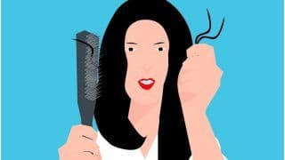 5 Yoga Asanas to Stop Hair Fall And Help With Hair Growth