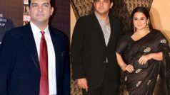 Vidya Balan के पति Siddharth Roy Kapur के पास है अरबों की संपत्ति, रईसी देखकर सिर चकरा जाएगा- Net Worth...