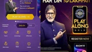 KBC 13 Play Along: Step-By-Step Guide to Participate And Win Up to Rs 1 Lakh