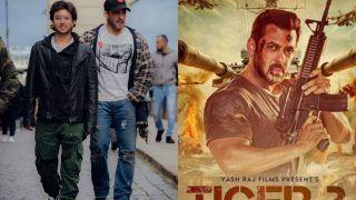 Salman Khan के भतीजे की हुई Tiger 3 में एंट्री? सेट से वायरल हुई चाचा और निर्वाण की तस्वीर