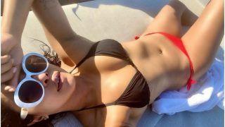 Priyanka Chopra Breaks The Internet With a Hot Photo in Bikini, Nick Jonas Writes 'Yummy'