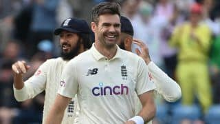 """IND vs ENG: """"Gutted"""" For Fans That Series Didn't Get Deserved Finish: James Anderson"""