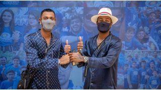 IPL 2021: Pandya Brothers Join Mumbai Indians Camp in UAE