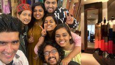 Indian Idol 12: फिनाले की जबरदस्त तैयारी,Manish Malhotra के शोरूम पहुंचे सभी कंटेस्टेंट्स, दिखेगा ग्लैमरस अवतार