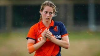Netherlands' Frederique Overdijk Becomes First Pacer to Scalp 7 Wickets in T20 Match