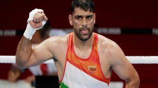 Tokyo Olympics 2020: Satish Kumar ने गंवाया पदक, टोक्यो ओलंपिक में भारत को झटका