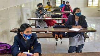 Assam Covid Update: Classes Resume For Final Year Students; State Issues Guidelines