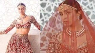 शादी की खबरों के बीच Shraddha Kapoor ने करवाया ब्राइडल फोटोशूट, क्या जल्द बनेगी दुल्हन!