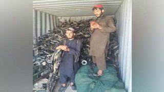 Taliban News: लूटे गए अमेरिकी हथियारों का जखीरा पाकिस्तान भेज रहा तालिबान, मचा सकता है आतंक