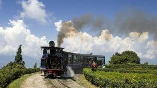Darjeeling Toy Train Resumes Services Between Jalpaiguri, Darjeeling After 17 Months | Watch