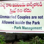 Hyderabad Park Prohibits Unmarried Couples From Entering, Netizens Enraged at Moral Policing | See Tweets