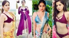 उर्फी जावेद के अनोखे फैशन ने उड़ाए सबके होश, बैकलेस ड्रेस की तस्वीरें इंटरनेट पर लगा रही हैं आग