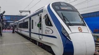 IRCTC Latest News: Railways Targets to Deliver 102 New Vande Bharat Trains by 2024