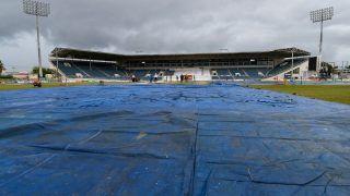 West Indies vs Pakistan, 2nd Test: बारिश से धुला दूसरे दिन का खेल, लाज बचाने के लिए पाकिस्तान को जीतना जरूरी